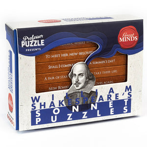 Shakespeare's Sonnet Puzzle