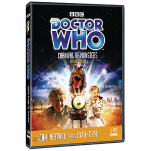 Doctor Who: Carnival of Monsters: Special Edition