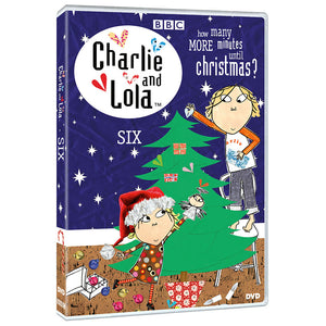 Charlie and Lola: How Many More Minutes Until Christmas?