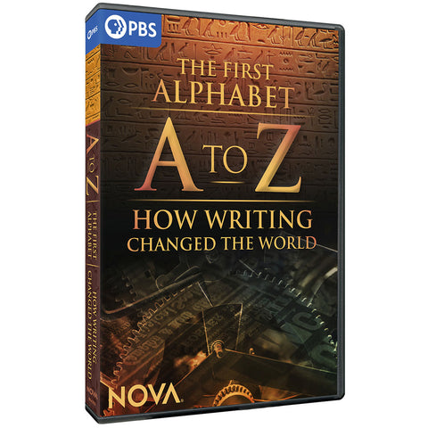 The First Alphabet and How Writing Changed the World