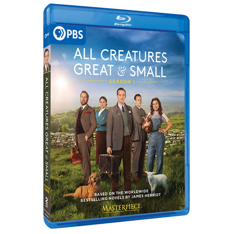 All Creatures Great and Small (Blu-ray)