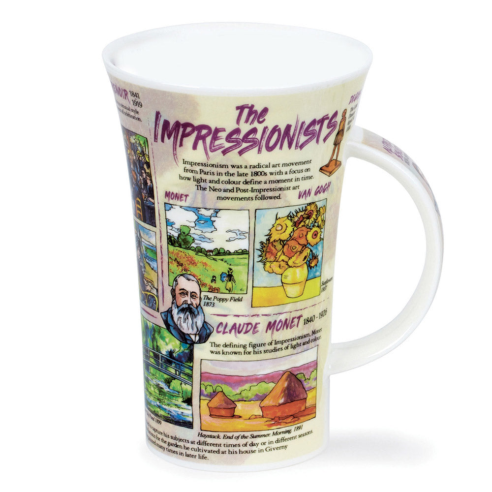 "Dunoon ""The Impressionists"" Mug"