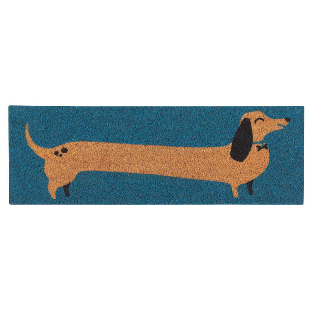 Hot Diggity Dog Doormat