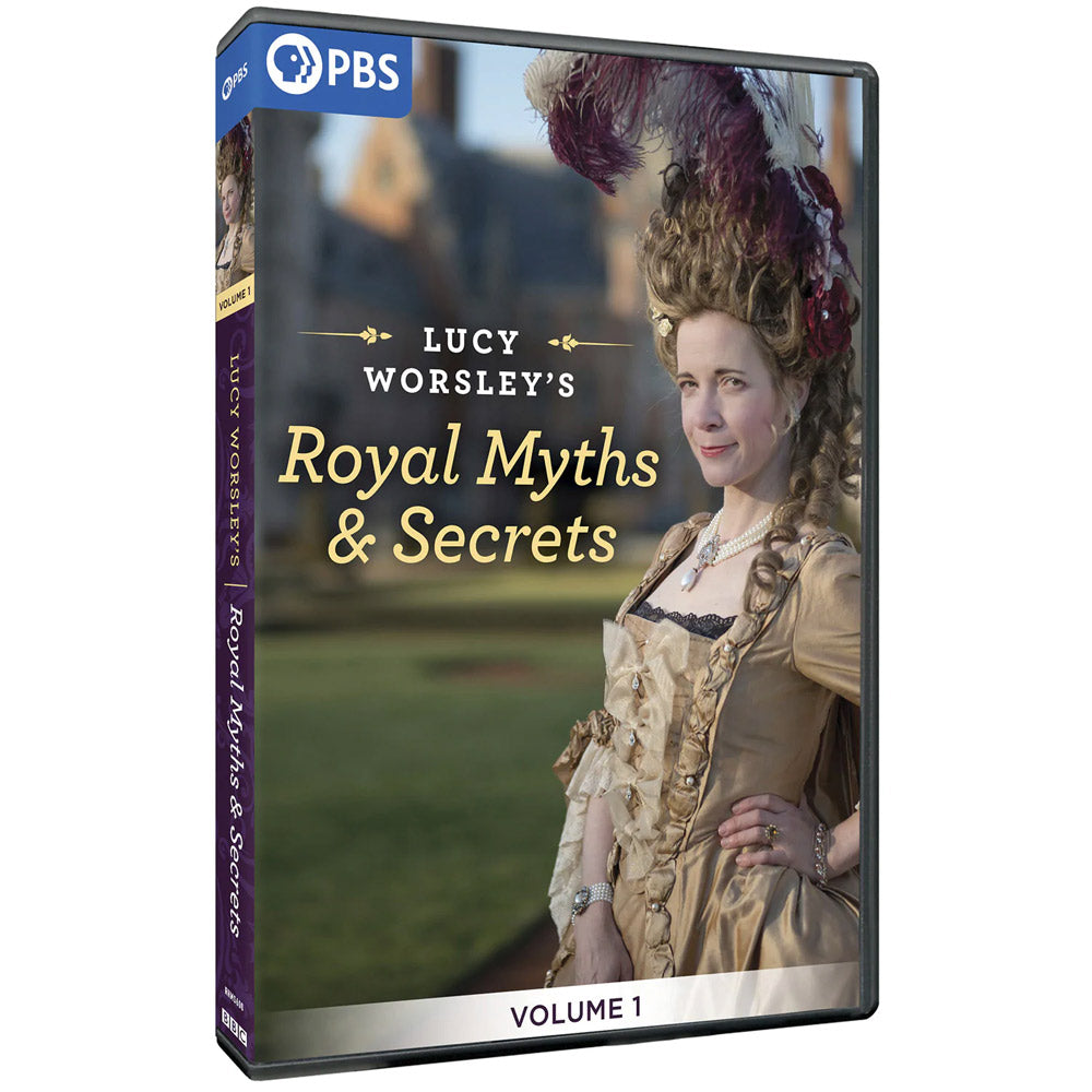 Lucy Worsley's Royal Myths and Secrets: Volume 1