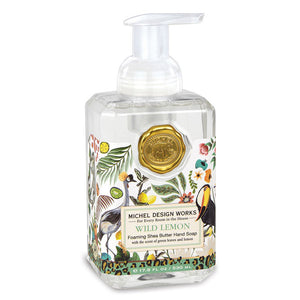 Magical Jungle Foaming Hand Soap: Wild Lemon