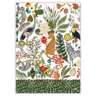 Magical Jungle Tea Towel