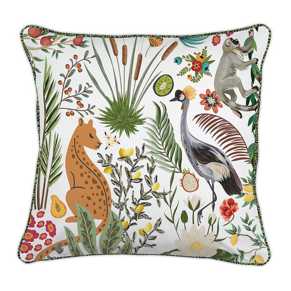 Magical Jungle Pillow