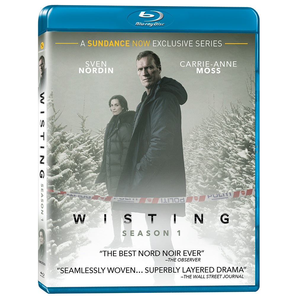 Wisting: Season 1 (Blu-ray)