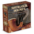 Murder Mystery Jigsaw Puzzle: Sherlock Holmes and the Speckled Band