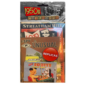 1950's British Childhood Memorabilia Pack