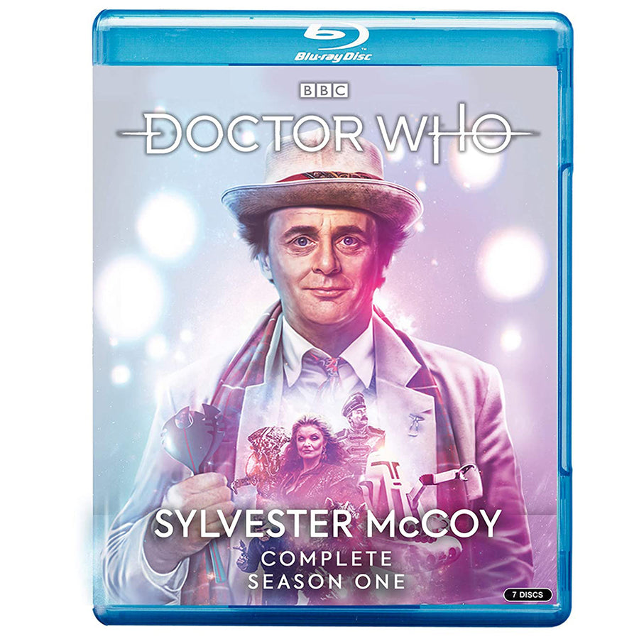 Doctor Who: Sylvester McCoy Complete Season 1 (BD)