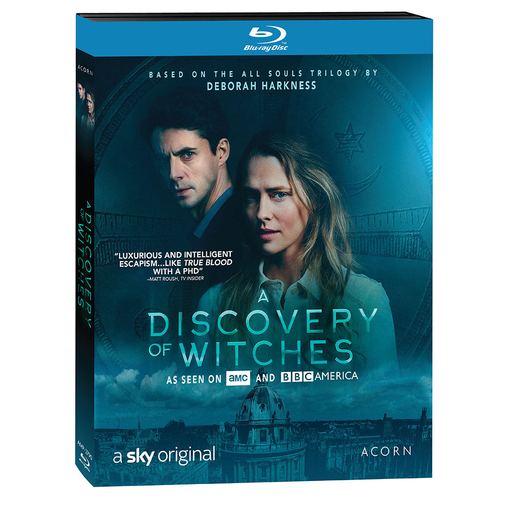 A Discovery of Witches (Blu-ray)