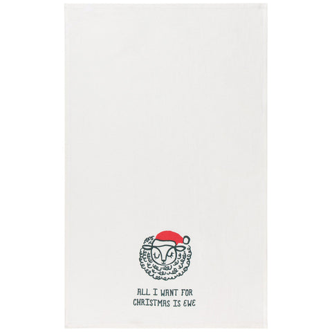 Baaa Humbug Teatowels: Set of 3
