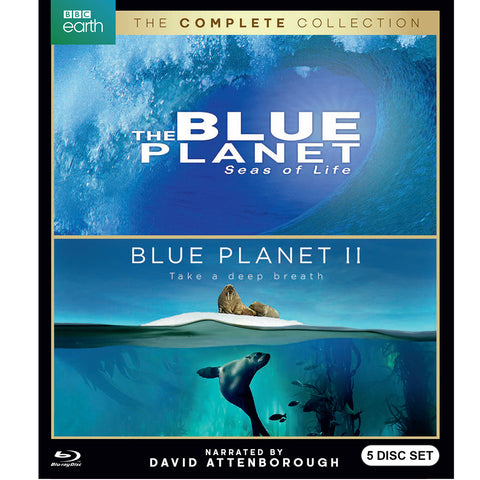Blue Planet Collection (Blu-ray)
