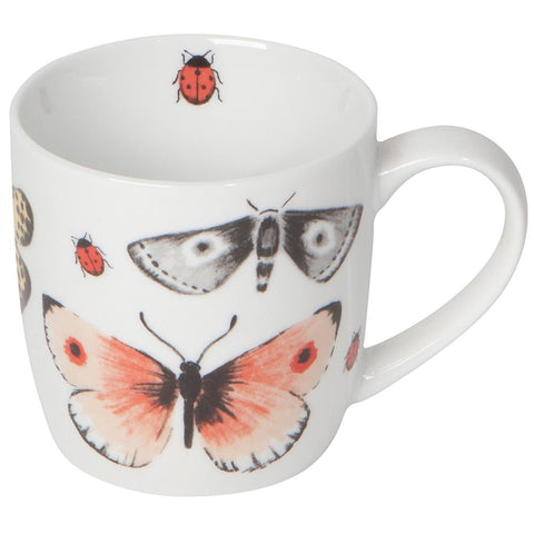 Butterfly Friends Mug
