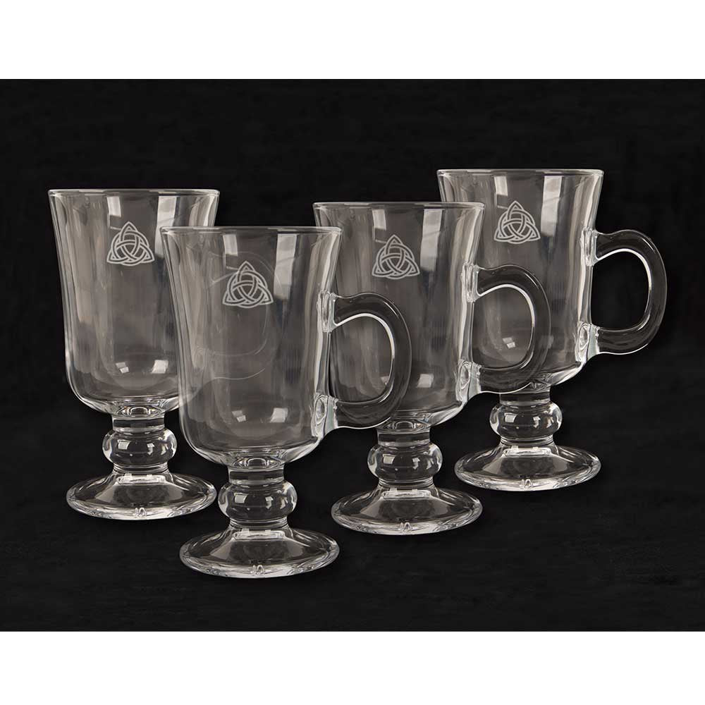 Celtic Irish Coffee Mugs