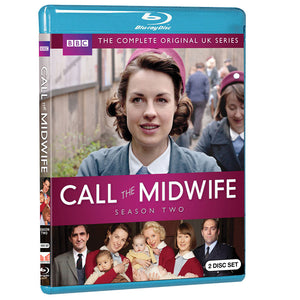 Call the Midwife Season 2 (Blu-ray)