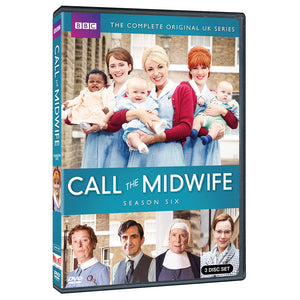 Call the Midwife: Season 6
