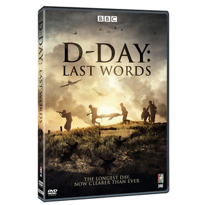 D-Day: Last Words