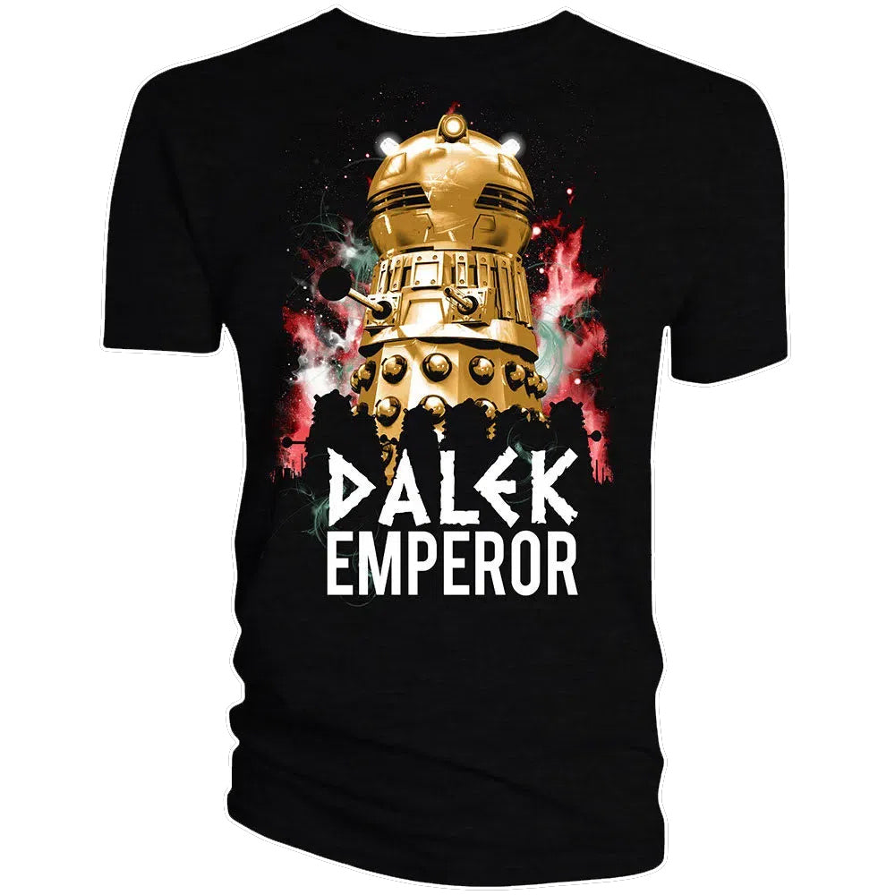 Doctor Who: Time Lord Victorious Dalek Emperor T-Shirt