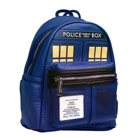 Doctor Who: Loungefly TARDIS Mini Backpack