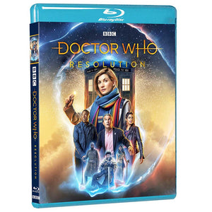 Doctor Who: Resolution (Blu-ray)