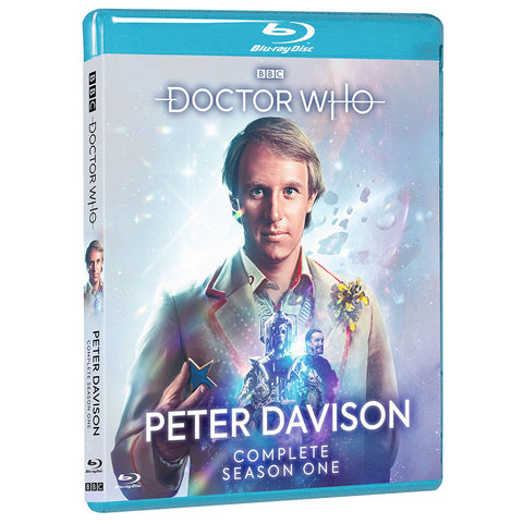Doctor Who: Peter Davison Complete First Season (Blu-ray)