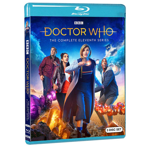 Doctor Who: Series 11 (Blu-ray)