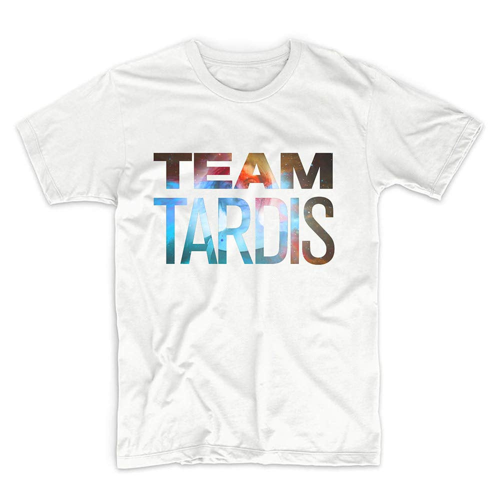 Doctor Who: Team TARDIS T-Shirt