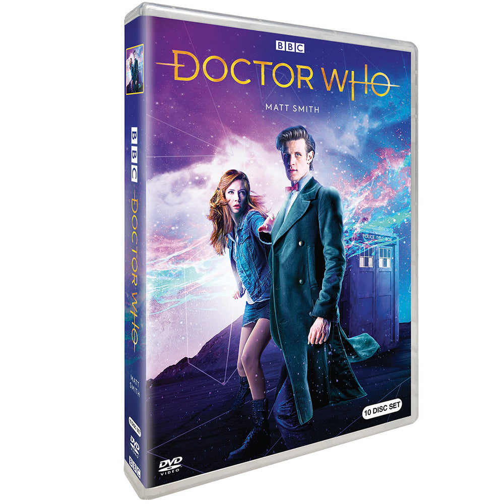 Doctor Who: The Matt Smith Collection