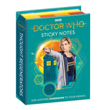 Doctor Who: Thirteenth Doctor Sticky Notes