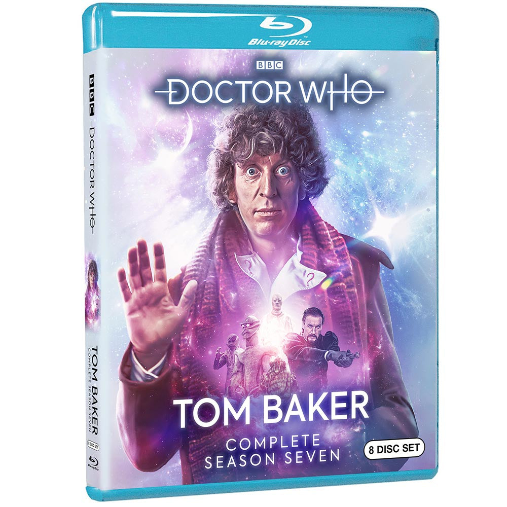 Doctor Who: Tom Baker Complete Season 7 (Blu-ray)