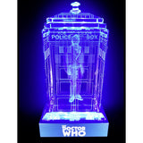 Doctor Who: War Doctor Crystal TARDIS