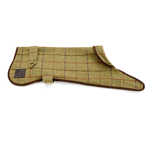 Welsh Tweed Dog Coat