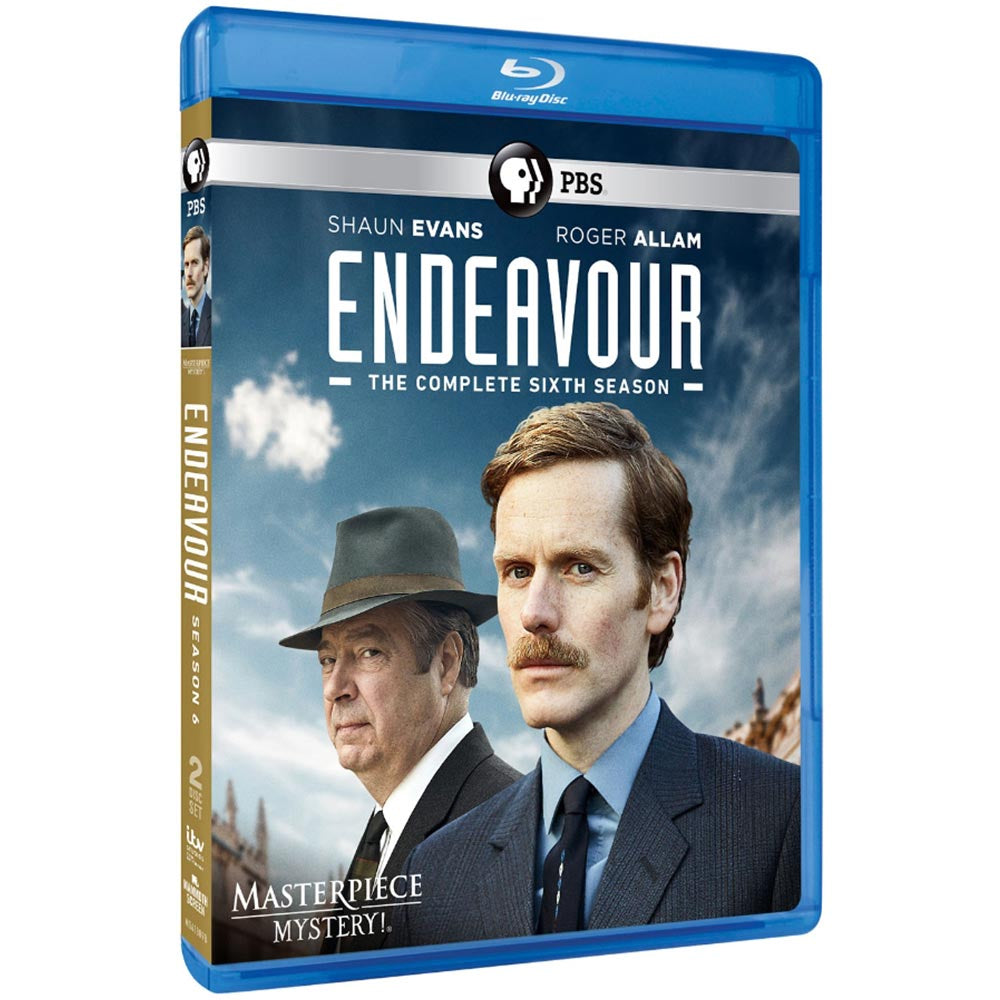 Endeavour: Season 6 (Blu-ray)