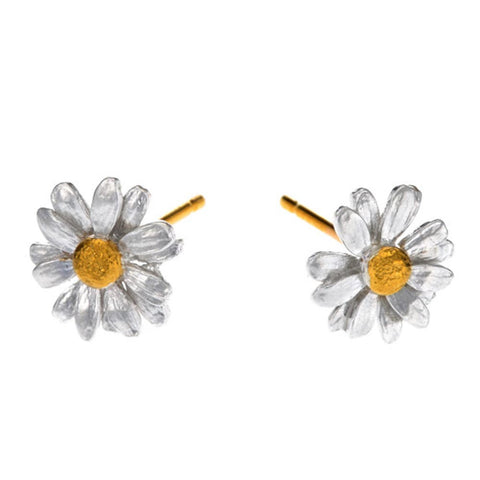 English Daisy Earrings