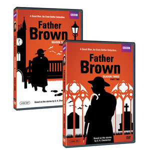 Father Brown: Complete Season 3 Set
