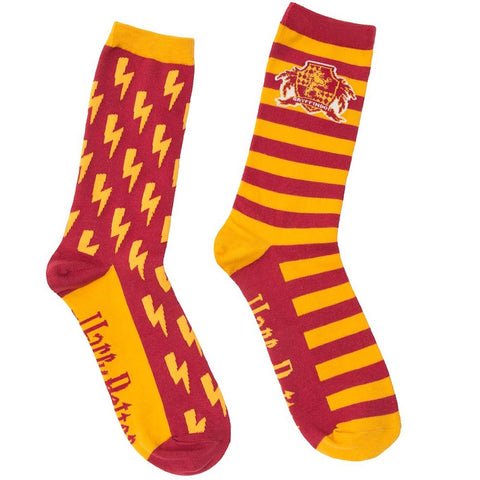 Harry Potter Gryffindor Socks