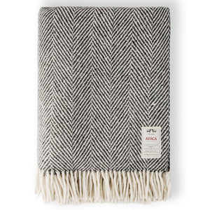 Heavy Irish Wool Throw