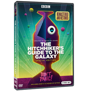 Hitchhiker's Guide To The Galaxy: Special Edition