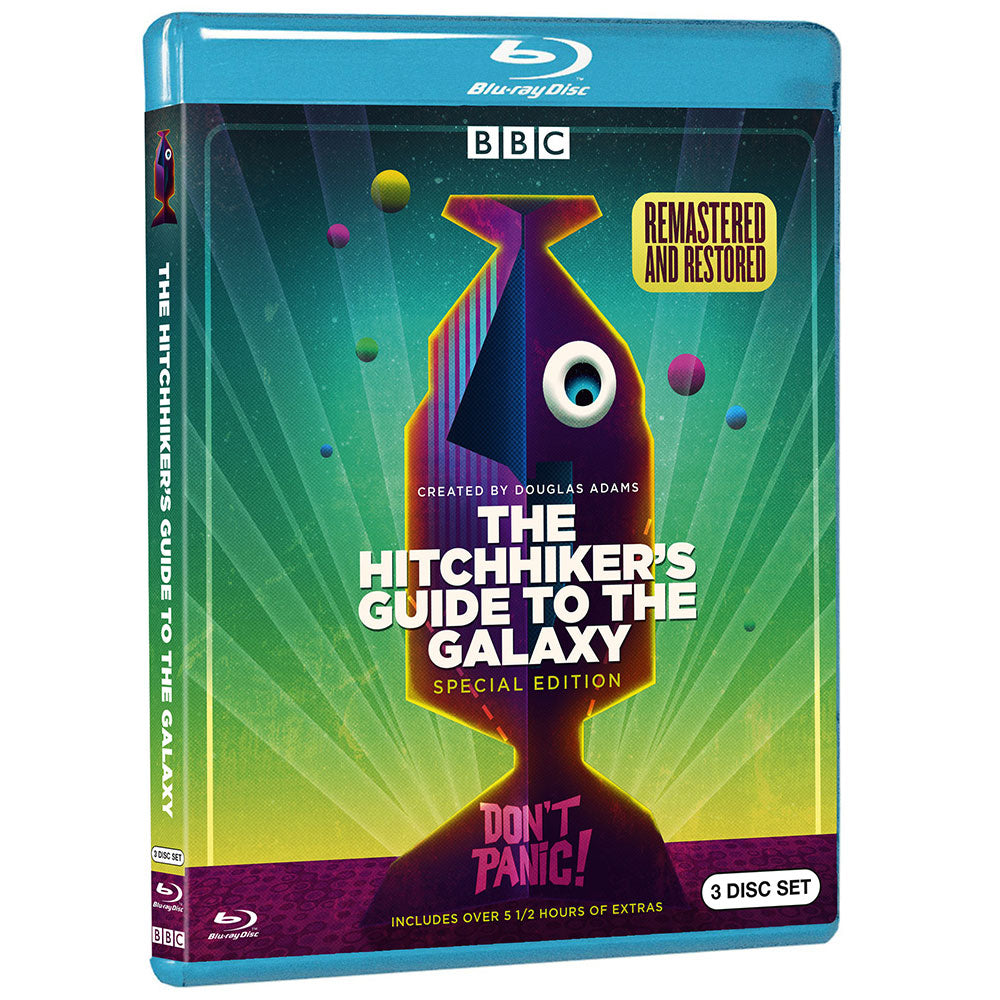 Hitchhiker's Guide To The Galaxy: Special Edition (Blu-ray)