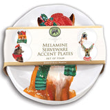 Holiday Party Plate Set