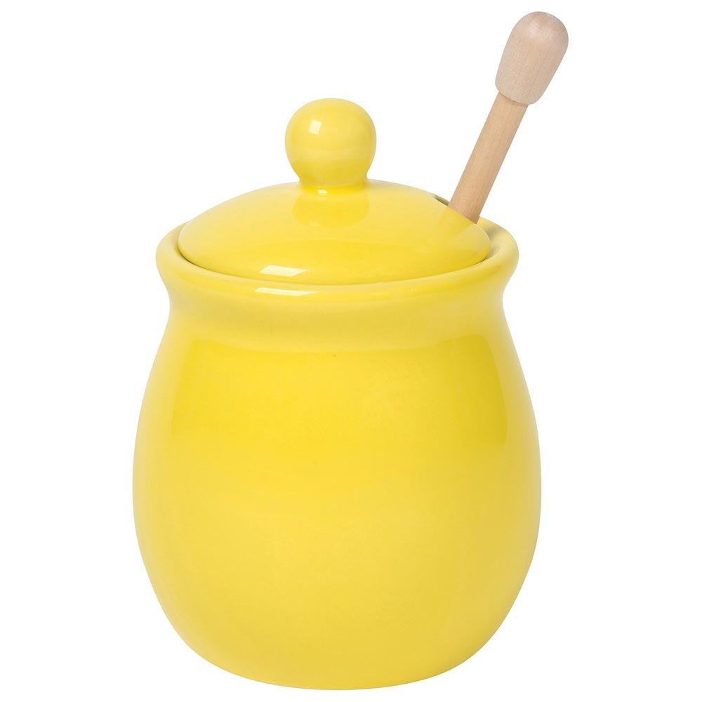 Honey Pot: Yellow