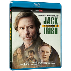 Jack Irish: Season 2 (Blu-ray)