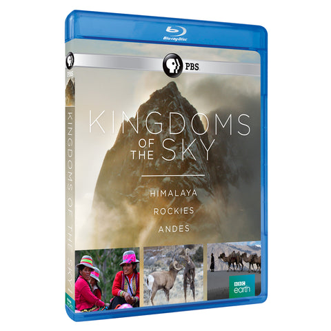 Kingdoms of the Sky (Blu-Ray)