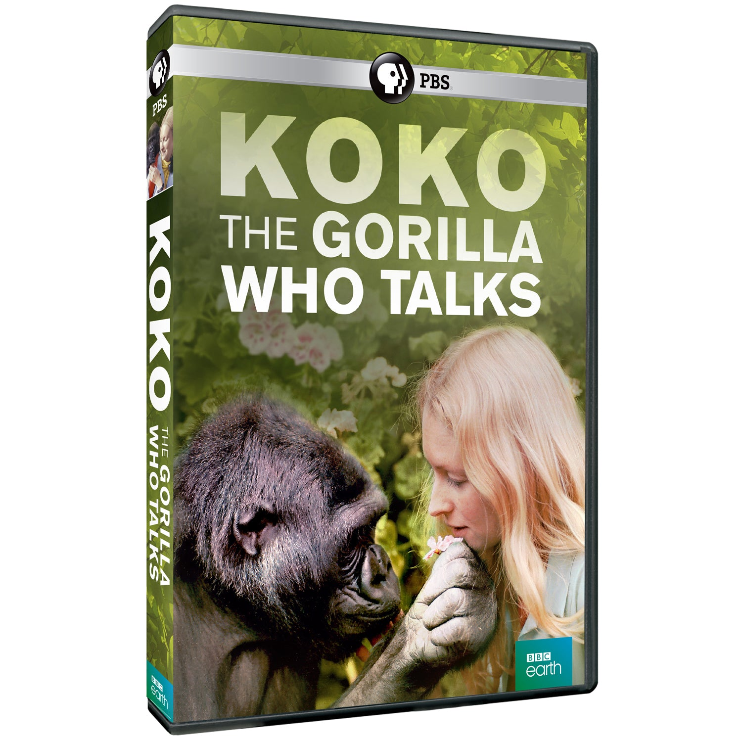 Koko: The Gorilla Who Talks