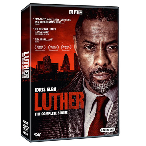 Luther: The Complete Series