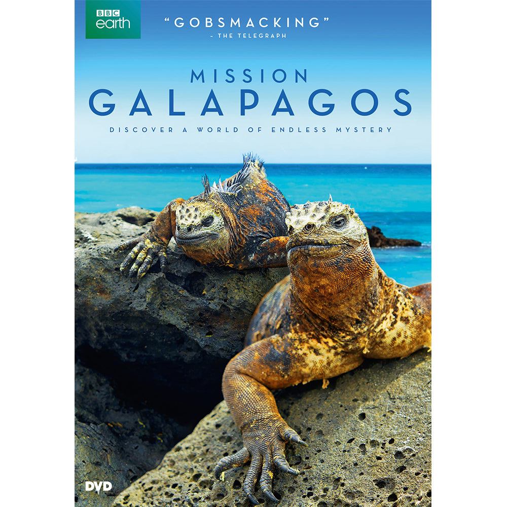 Mission Galapagos