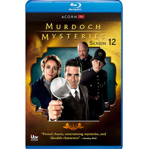 Murdoch Mysteries: Season 12 (Blu-ray)