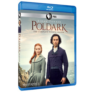 Poldark: Season 4 (Blu-ray)